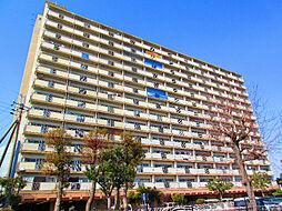 佐野湊団地[8階]の外観