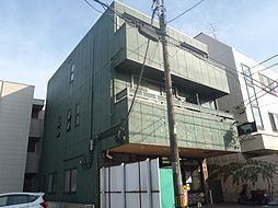 古敷谷ビル[203号室]の外観