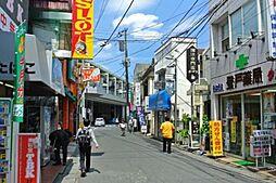 登戸駅前商店街