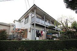 コーポ峯[2階]の外観
