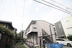 大阪府東大阪市森河内西2丁目の賃貸アパートの外観