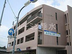 兵庫県三木市末広2丁目の賃貸マンションの外観
