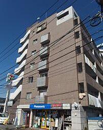 レインボー板付[4階]の外観