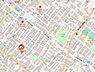 地図,1LDK,面積34.53m2,賃料4.2万円,札幌市営東西線 琴似駅 徒歩7分,札幌市営東西線 二十四軒駅 徒歩10分,北海道札幌市西区二十四軒四条7丁目2番27号