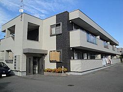 愛媛県松山市北井門2丁目の賃貸マンションの外観