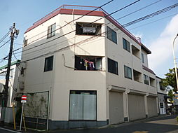 ピュアハウス1[2階]の外観
