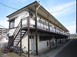 第一中井荘[201号室]の外観