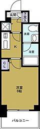 エスライズ大阪ドームレジデンス[8階]の間取り