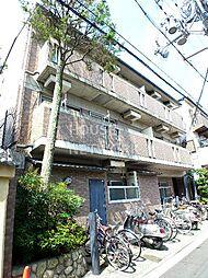 京都府京都市上京区毘沙門横町の賃貸マンションの外観