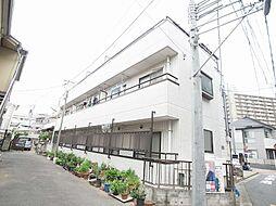 ホワイトコート綾瀬[201号室]の外観