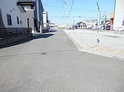 前面約6m道路...