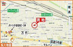 周辺地図 JR...
