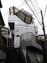 ホワイトキャッスル[2階]の外観