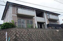 ガーデン青山 1-B[1階]の外観