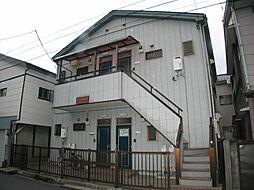 ハイツキムラ[202号室]の外観
