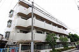 レンガ家ビル[4階]の外観