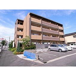 福岡県久留米市荘島町の賃貸マンションの外観
