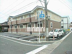 インペリアル ボヌール[1階]の外観
