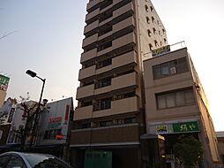 TKアンバーコート宿院[7階]の外観