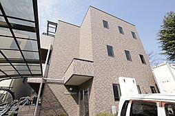 兵庫県西宮市津門大塚町の賃貸マンションの外観