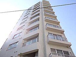 東京都品川区西五反田5丁目の賃貸マンションの外観