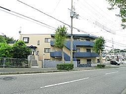 兵庫県神戸市垂水区山手8丁目の賃貸マンションの外観