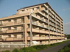 8階建て5階部分のお住まい