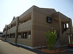 兵庫県加古川市尾上町安田352丁目の賃貸アパートの外観
