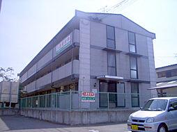 大阪府和泉市上町の賃貸マンションの外観