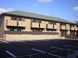 愛知県名古屋市中村区稲上町2丁目の賃貸アパートの外観