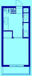 エステートタマ[2階]の間取り