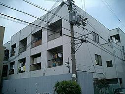 大阪府豊中市庄内宝町2丁目の賃貸アパートの外観