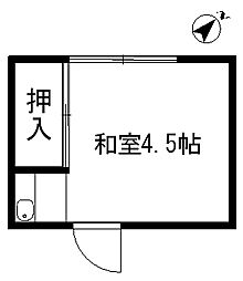 中目黒駅 2.5万円