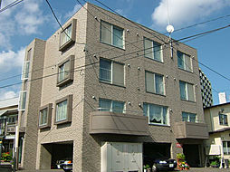 北海道札幌市東区北十五条東15丁目の賃貸マンションの外観