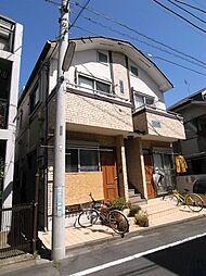 東京都世田谷区代田3丁目の賃貸アパートの外観