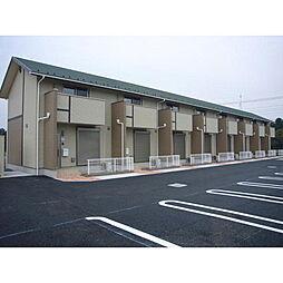 [テラスハウス] 茨城県小美玉市川戸 の賃貸【/】の外観
