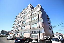 愛知県豊田市下市場町7丁目の賃貸マンションの外観