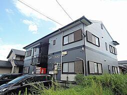 福岡県北九州市八幡西区日吉台1丁目の賃貸アパートの外観