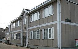 北海道札幌市東区北十条東17丁目の賃貸アパートの外観