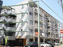 千葉県市原市五井中央東の賃貸マンションの外観