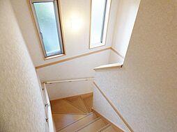 階段部分は大き...