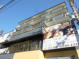 JTBマンション[3階]の外観