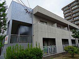 大阪府吹田市山田東4丁目の賃貸アパートの外観
