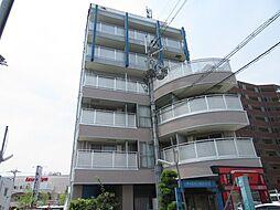 大阪府交野市私部西1丁目の賃貸マンションの外観