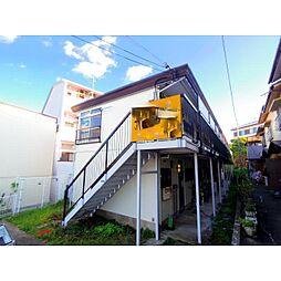 奈良県奈良市あやめ池南の賃貸アパートの外観