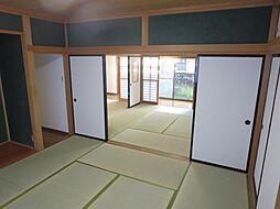 1階北側の和室...