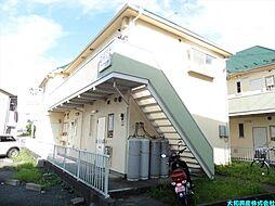 上野毛ハイツ[0201号室]の外観