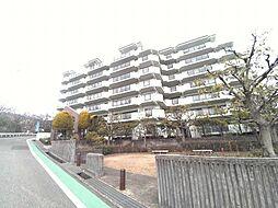 夙川リンデンハイム[5階]の外観