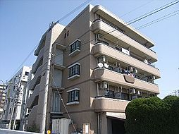 篠田ビル[3階]の外観