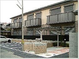 大阪府泉大津市東港町の賃貸アパートの外観